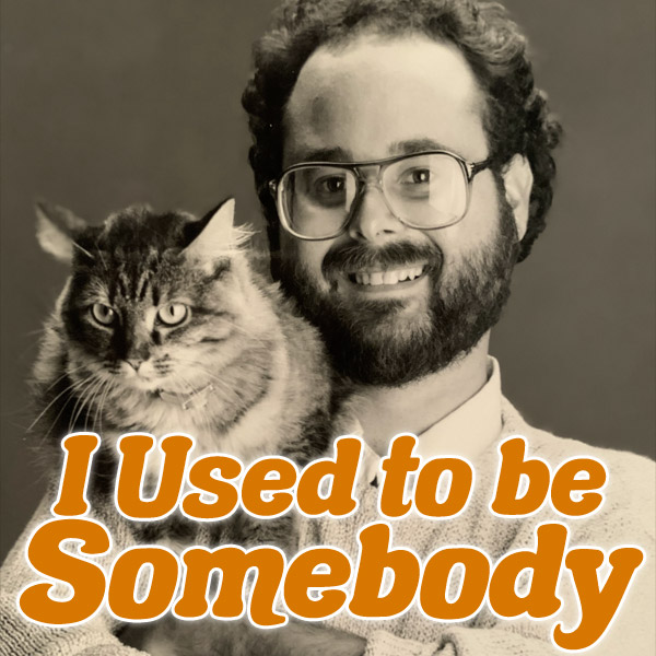I Used to be Somebody cover art